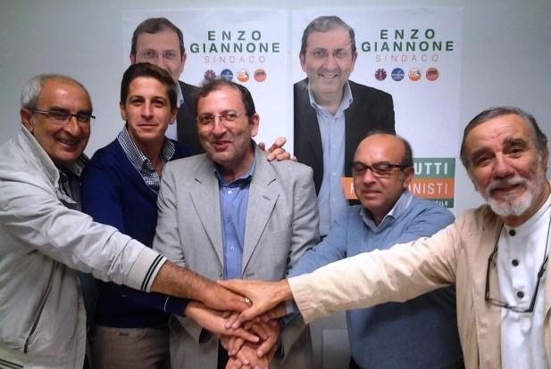 Scicli, il candidato sindaco Enzo Giannone apre la campagna elettorale