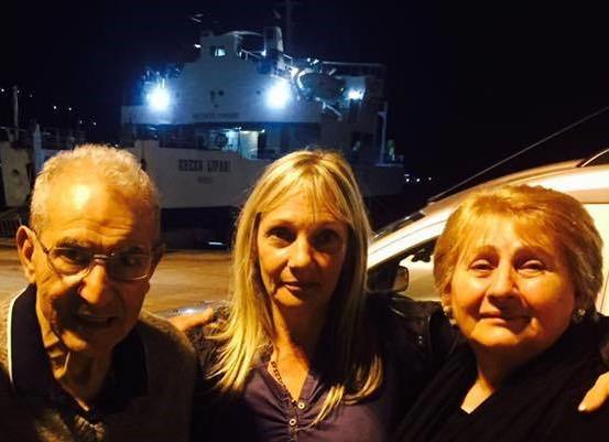 Due sorelle e un fratello si ritrovano a Lipari dopo 53 anni