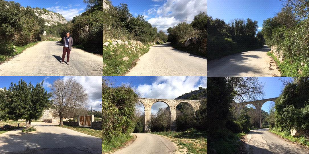 Rosolini, ripristinata la strada provinciale verso l'Eremo di Croce Santa