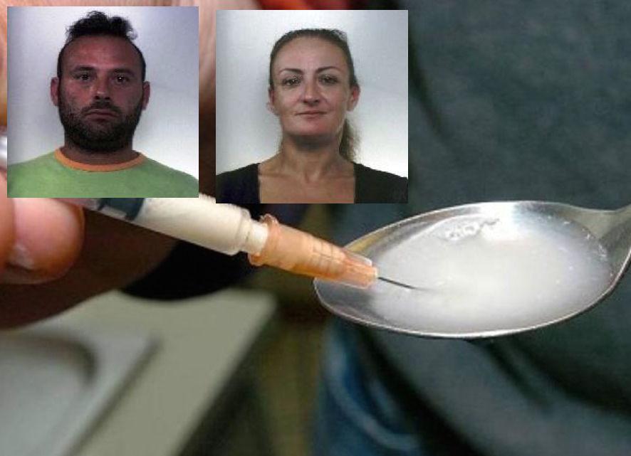 Beccati con in auto eroina da spacciare, due arresti a Giarre