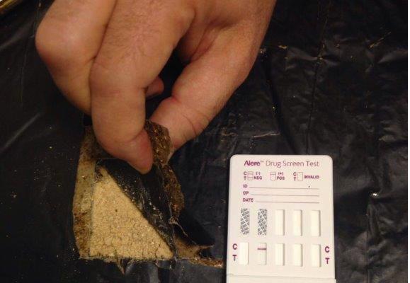 Bloccato corriere della droga a Fontanarossa con 3 chili di eroina
