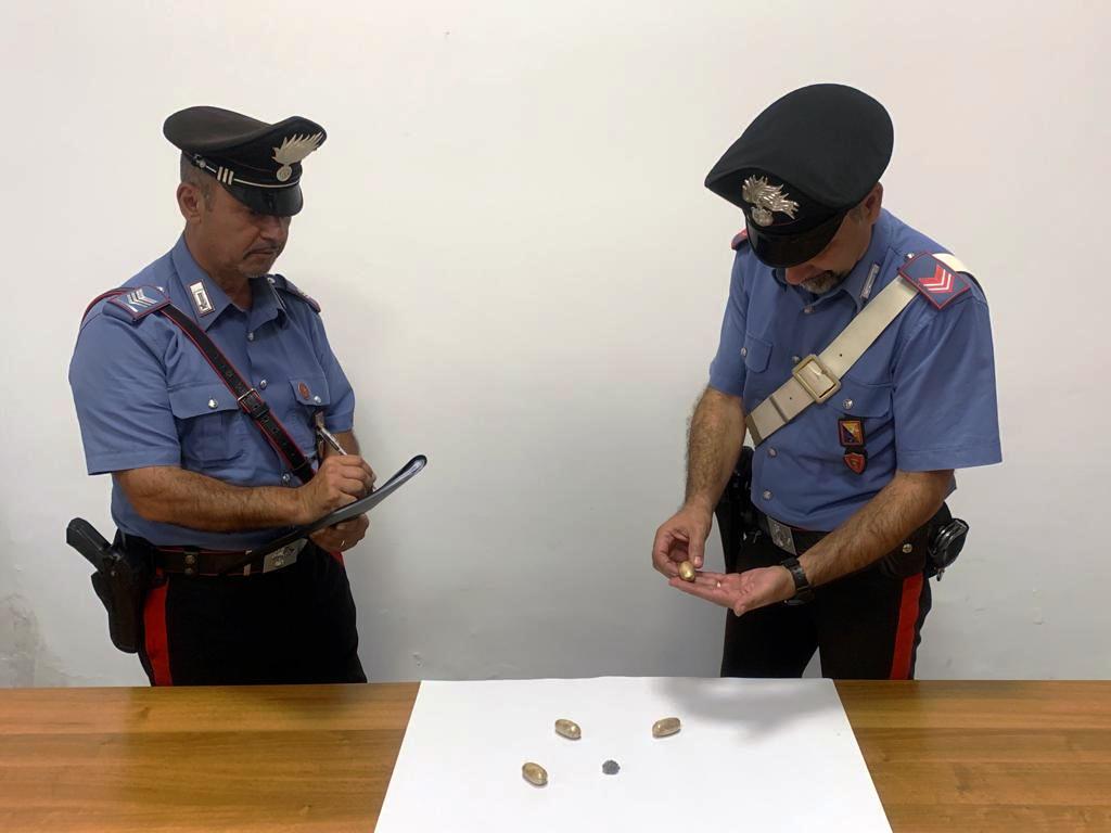Eroina negli slip, licatese arrestato a Scillato