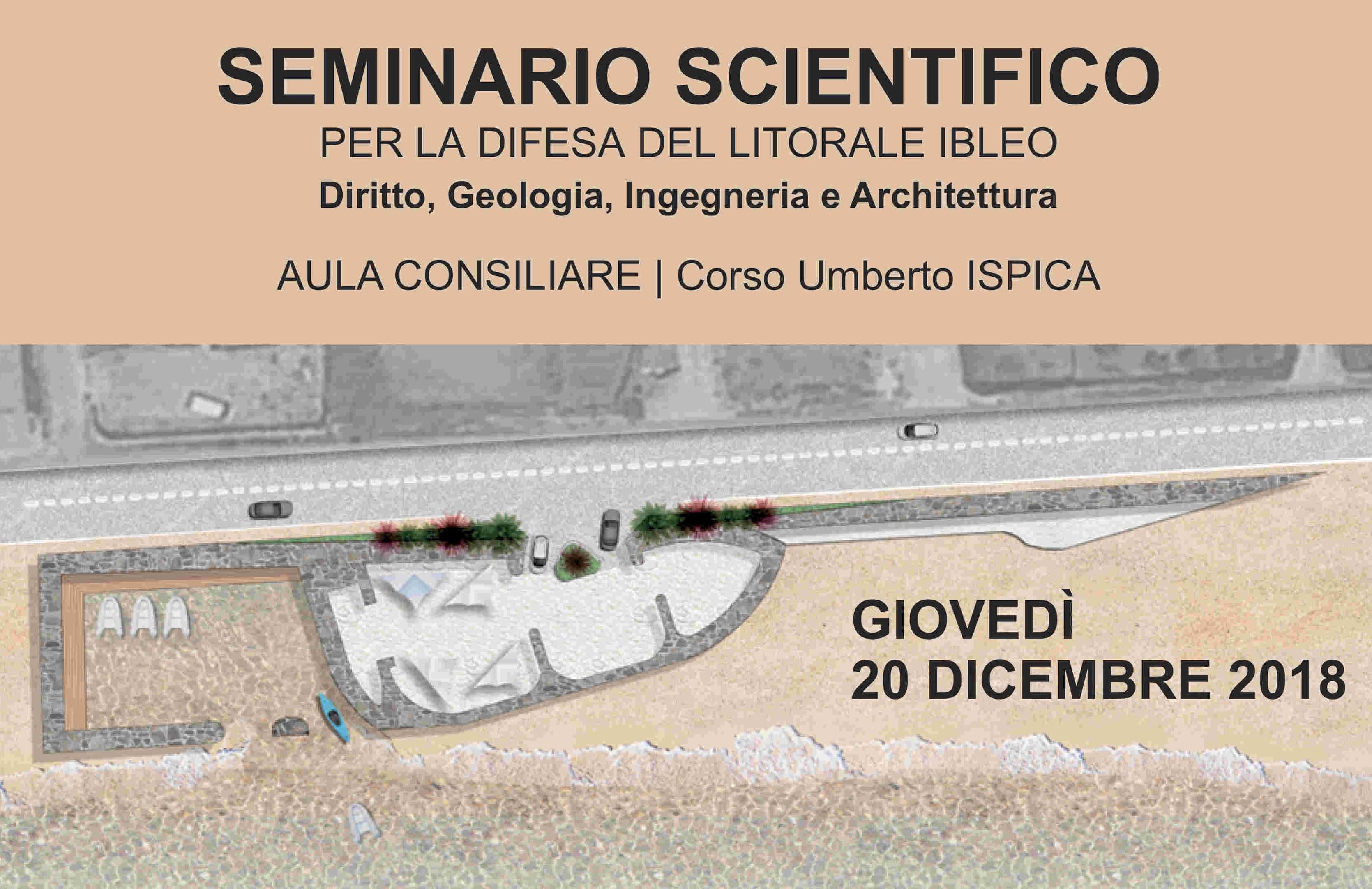 Ispica, litorale ibleo a rischio erosione: esperti e tecnici a confronto