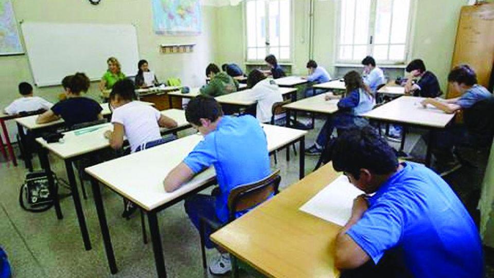 Scuola, al via gli esami di terza media in presenza