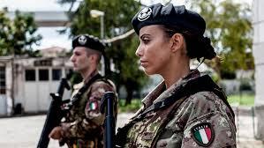 Coronavirus, pattuglie Esercito sulle strade della Sicilia
