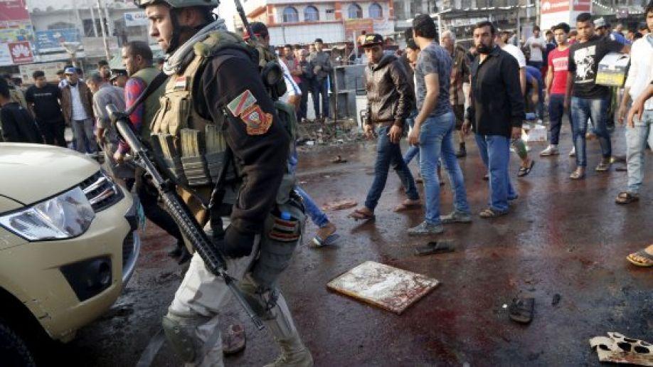 Iraq, esplosione a Baghdad: 1 morto e 3 feriti