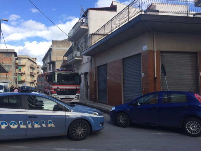Coniugi feriti nel Messinese per l'esplosione di una bombola di gas