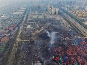 Cina, esplosione nel Nord Ovest: 14 morti e 147 feriti