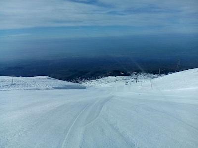 Etna, il 20 gennaio l'apertura degli impianti per la stagione sciistica