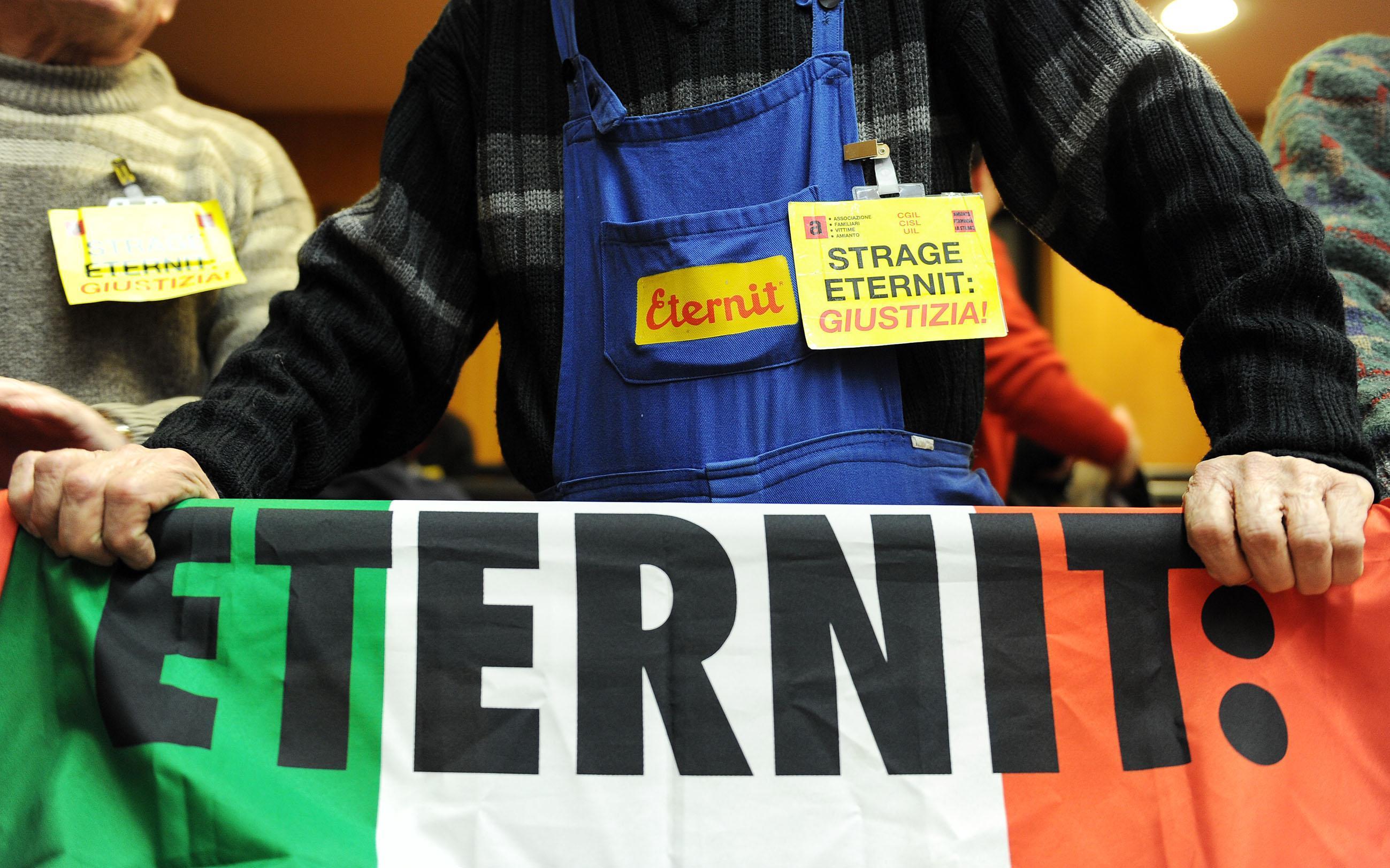 Siracusa, lavoratori esposti all'amianto: il tribunale condanna Inps