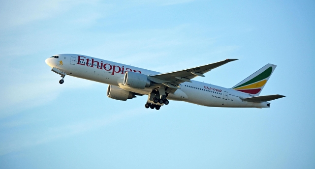 Si schianta Boeing 737 dell'Ethipian Airlines:  157 morti