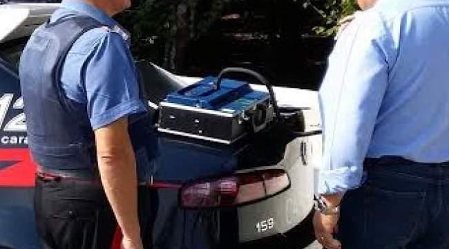 Bloccato a Floridia camionista ubriaco:  all'alcol test risulta positivo