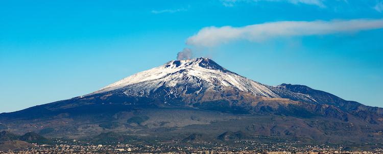 Etna, cessata l'attività esplosiva dal cratere di sud-est