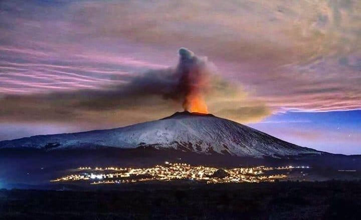 Ingv, ricostruite le immagini delle faglie dell'Etna