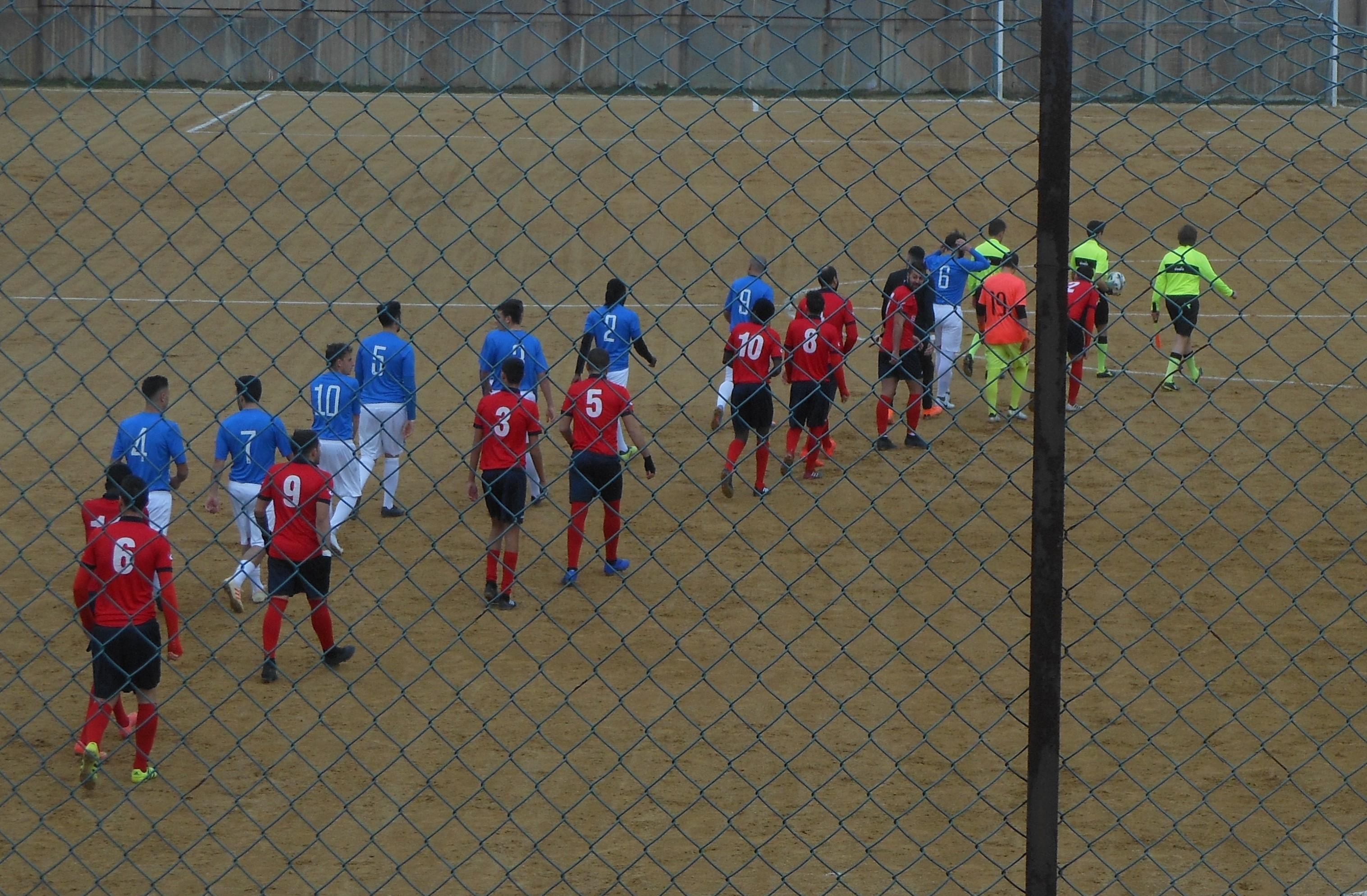 Calcio, Promozione: Modica in emergenza ottiene solo un punto a Licodia Eubea