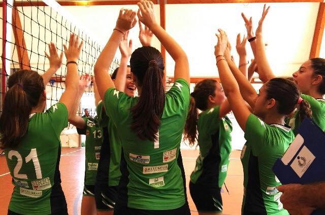 Volley, gli under 16 dell'Eurialo battono la Virtus Floridia
