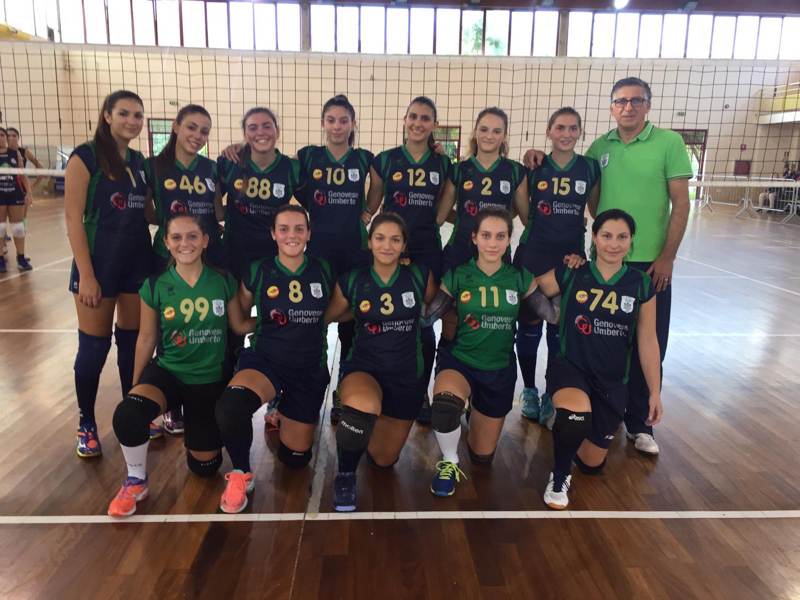 Memorial Corso di volley, due ko per Eurialo Siracusa contro Avola e Pozzallo