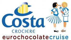 """Modica, la Dolceria Bonajuto """"in crociera"""" con Costa Pacifica ed Eurochocolate"""