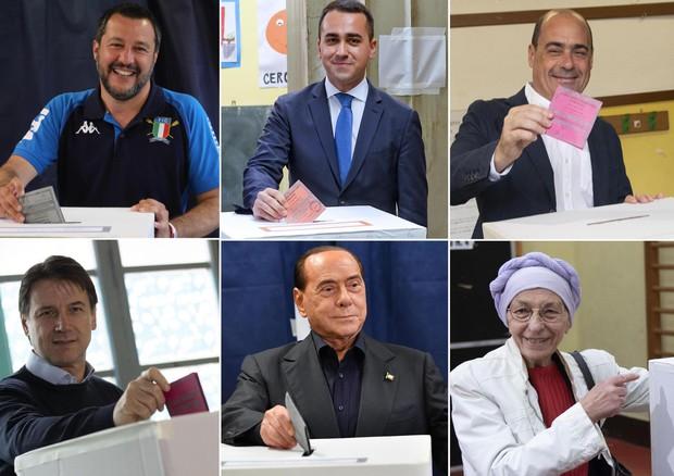Il voto in Europa, la Lega di Salvini è primo partito: sorpasso del Pd sui 5Stelle