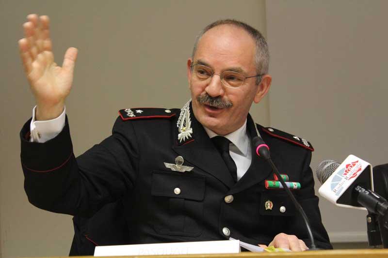 Premio Borsellino a Pescara assegnato al comandante dei carabinieri del Ros