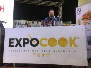 Palermo, al via Expocook: fiera  del cibo e buon bere