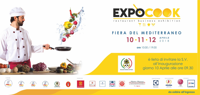 Expocook: il salone della ristorazione torna a Palermo
