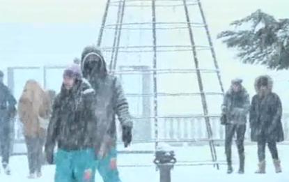 Neve e ghiaccio in Sicilia, strade in tilt e molti incidenti