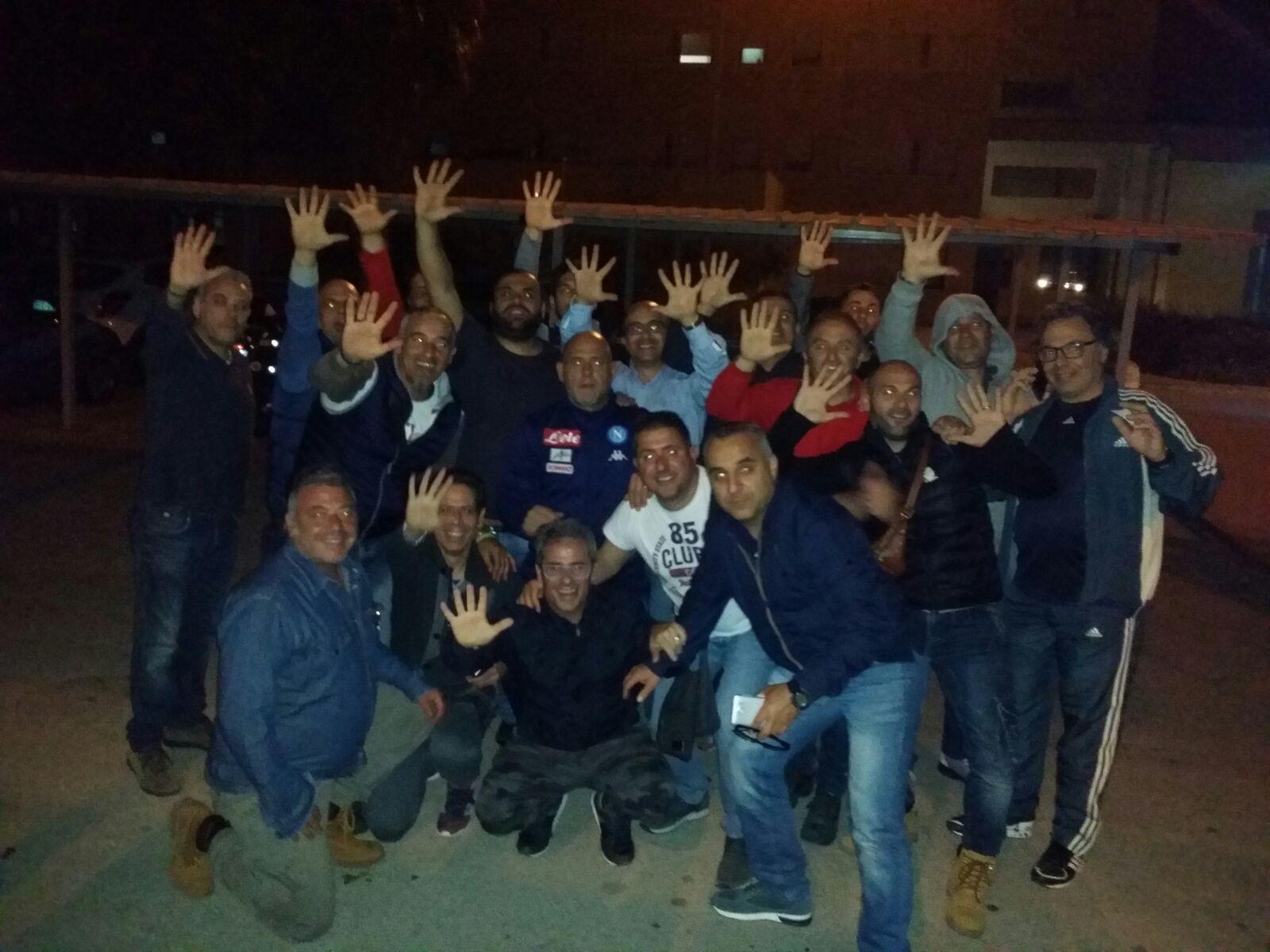 """Siracusa, da tre giorni 50 agenti penitenziari in """"autoconsegna"""" FOTO"""