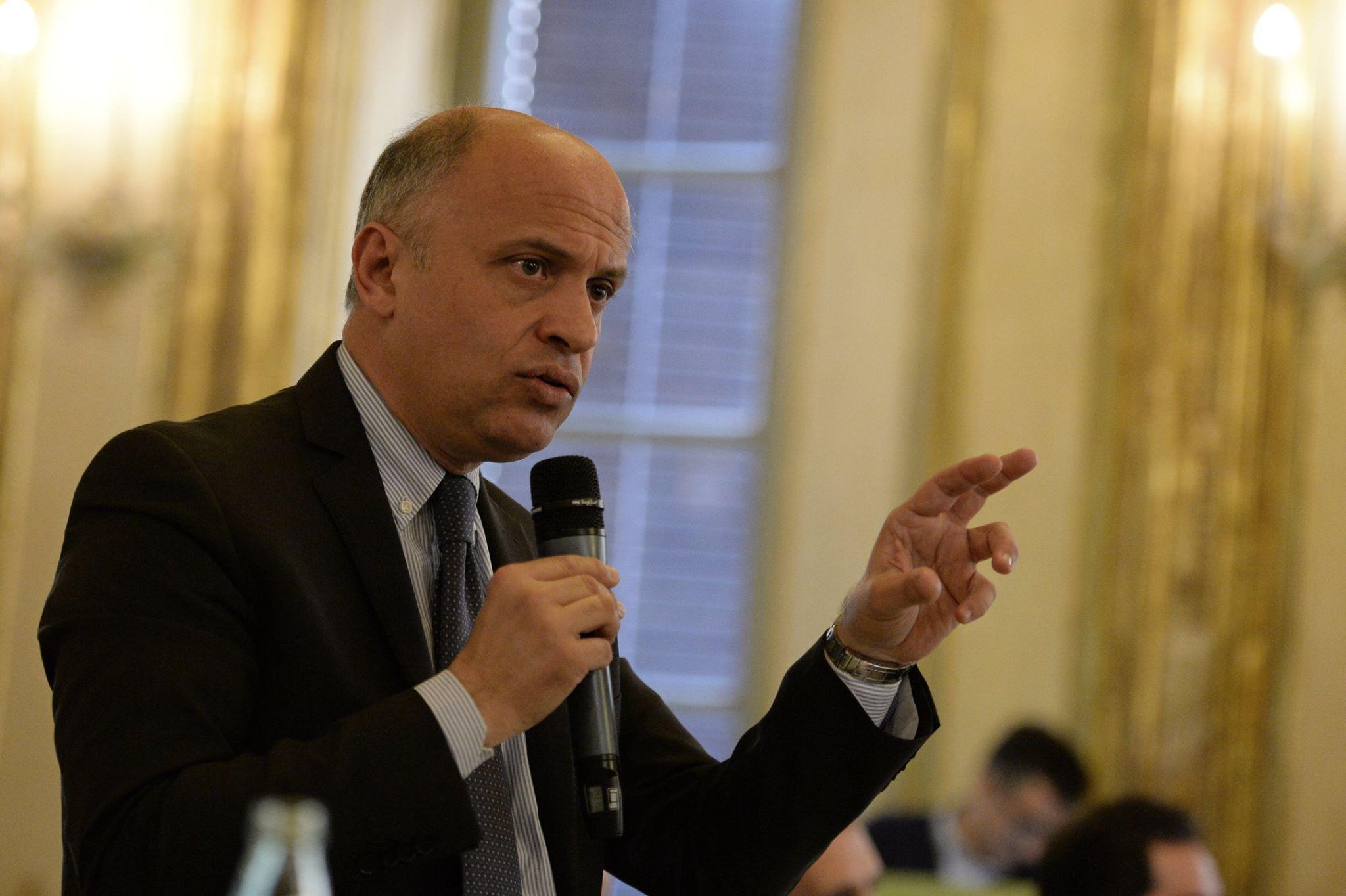 Elezioni: Giambrone, per me e Leoluca Orlando il Pd è casa naturale
