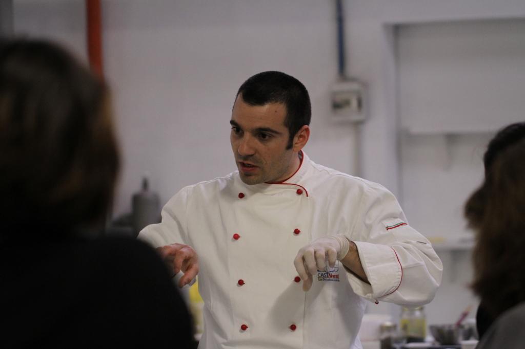 Lo chef palermitano Fabio Potenzano vince una medaglia d'oro in Galles