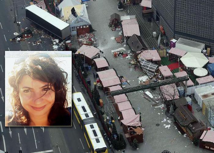 Berlino, Fabrizia Di Lorenzo è morta, arriva la conferma