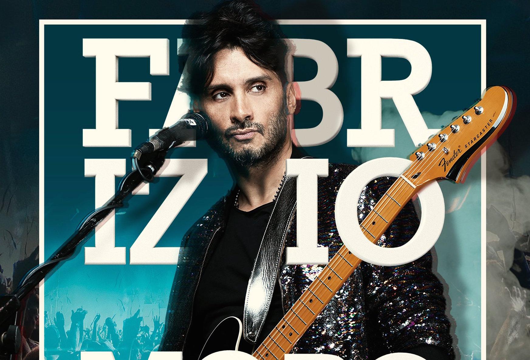 Musica, il cantautore Fabrizio Moro in concerto ad Acireale