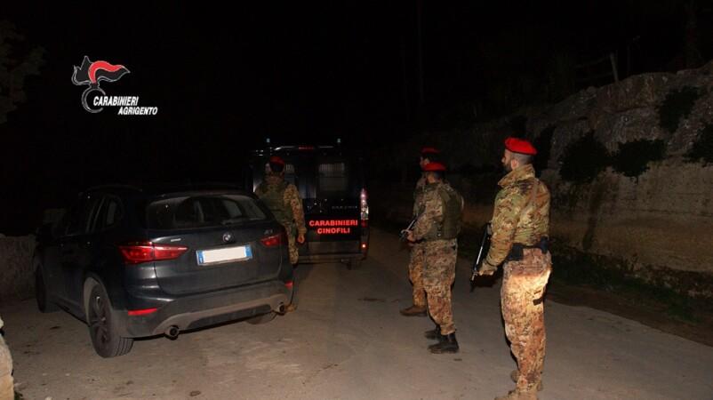 Palma di Montechiaro, faida tra due famiglie per futili motivi: 9 arresti