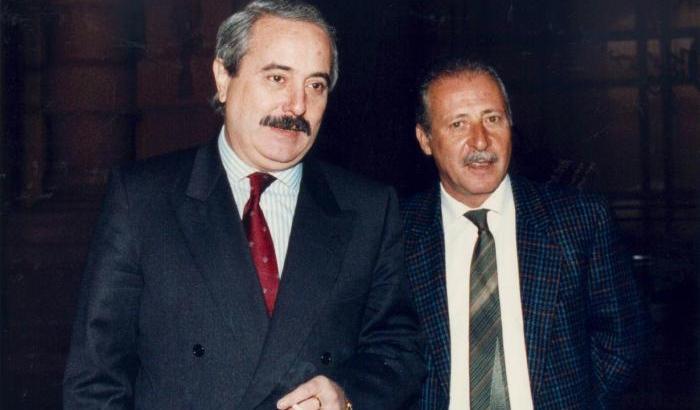 Mafia: all'università di Palermo le 'Parole rubate' di Falcone e Borsellino