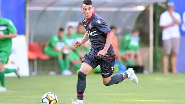 Il Palermo prende in prestito dal Bologna il trequartista Felletti