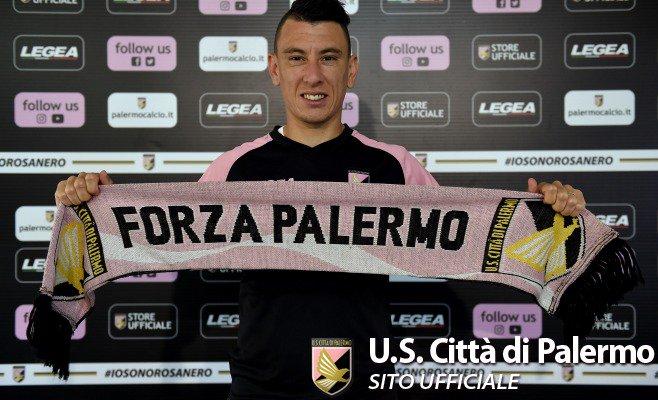 Palermo, Falletti: