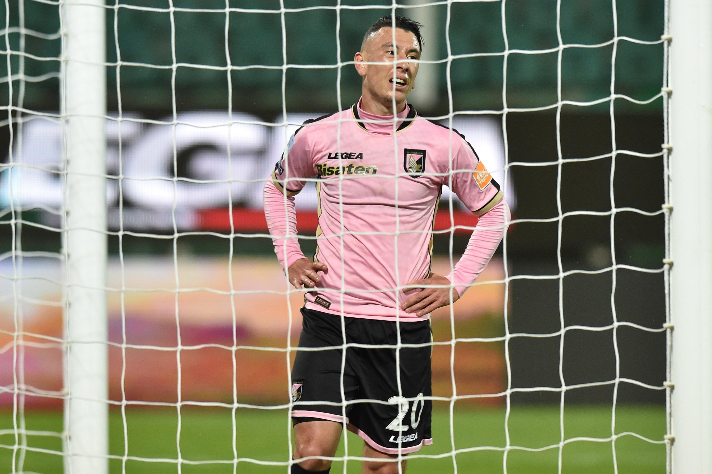 """Palermo, Cesar Falletti: """"Voglio giocare in serie A con i rosanero"""""""