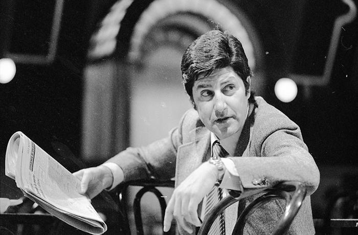 Lutto nel mondo della Tv, è morto Antonello Falqui: fu il padre del varietà