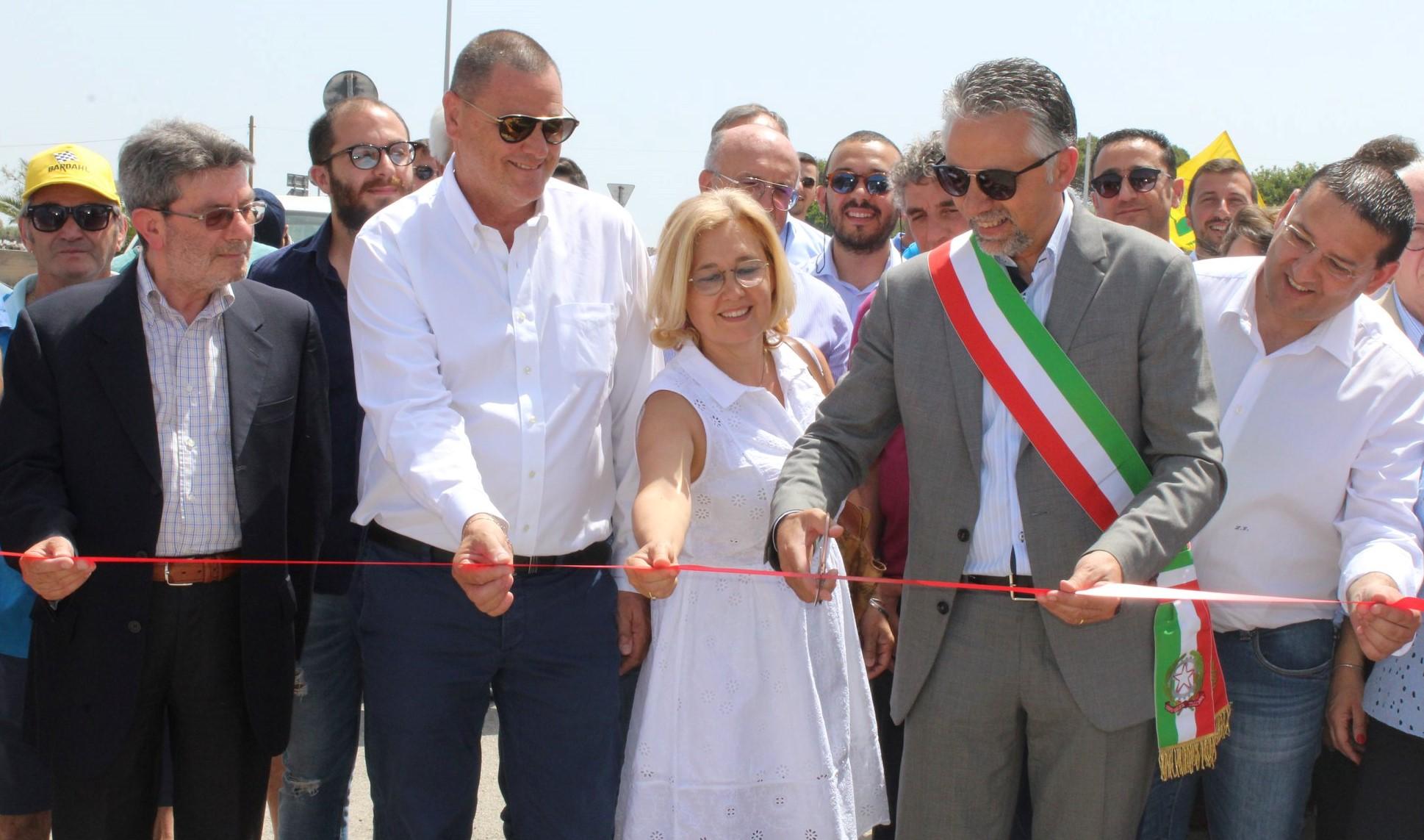 Modica, inaugurata al Foro boario la Fiera agroalimentare del Mediterraneo