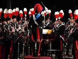 Siracusa, un concerto della Fanfara dei carabinieri