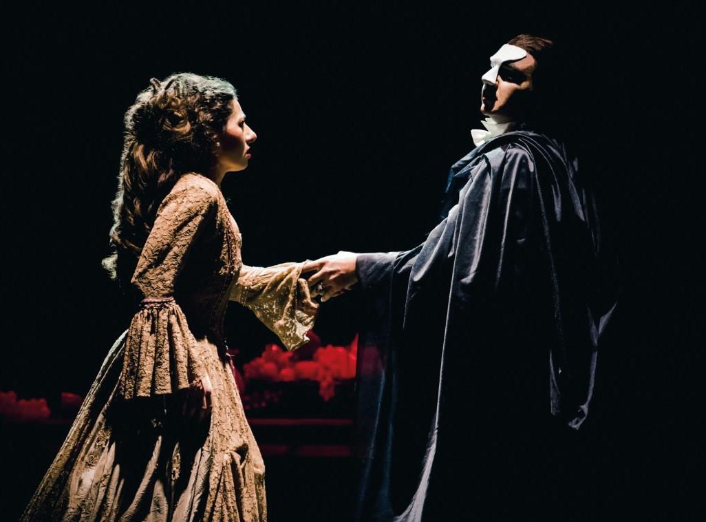 """Modica, al Teatro Garibaldi in scena domenica 23 """"La leggenda del fantasma dell'opera"""""""