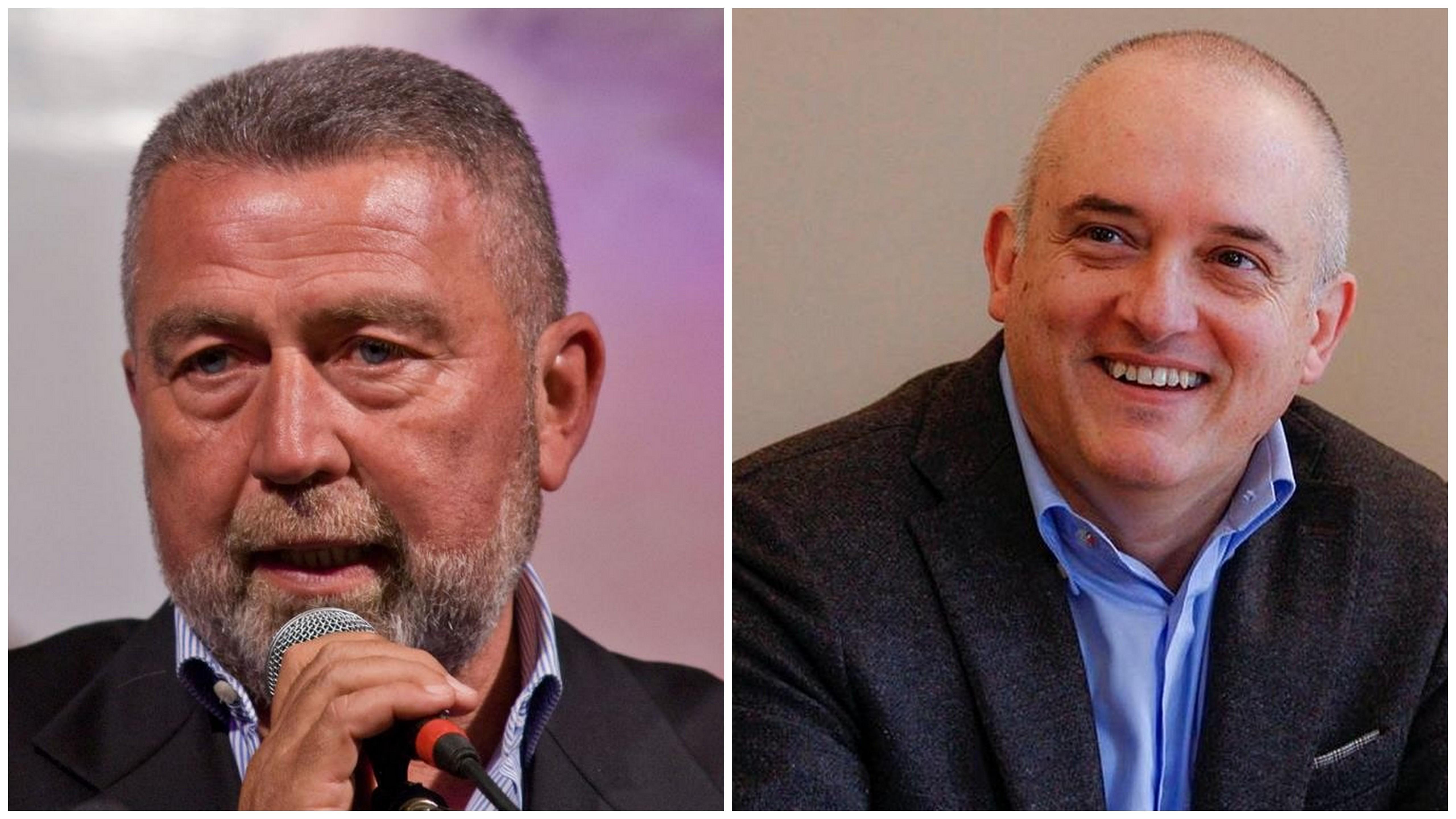 Definitivo a Trapani, ballottaggio Fazio - Savona