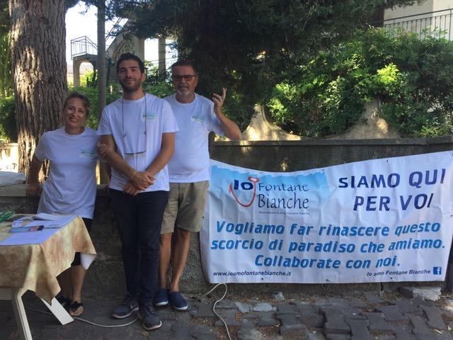 Siracusa, 2 giorni di sit- in per  una Fontane Bianche migliore