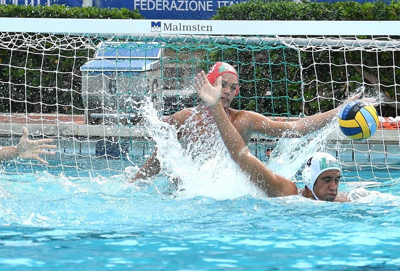 Pallanuoto, l'Ortigia vince anche la terza gara e chiude a punteggio pieno il primo turno di Euro Cup