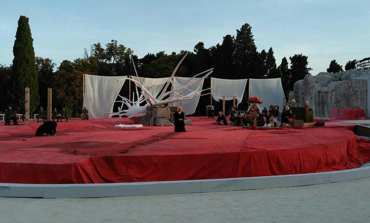 Teatro a Siracusa, le Fenicie dominata dalle angoscie
