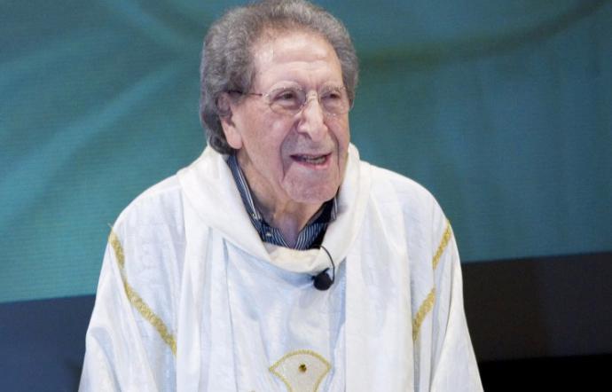 E' morto Padre Luigi Ferlauto: fu il fondatore dell'Oasi di Troina