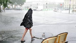 Ferragosto con piogge e temperature in calo