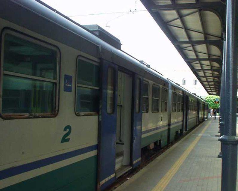 Ferrovie, riattivala la circolazione della linea Piraineto Alcamo
