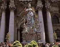 Siracusa, per Santa Lucia la festa sul web