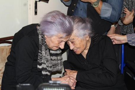 Canicattì, festaggia 106 anni con la sorella che ne ha 112